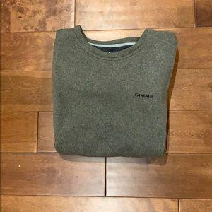 Simms Fishing Sweater